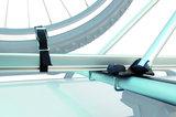 Fietsendrager voor dakdragers aluminium_