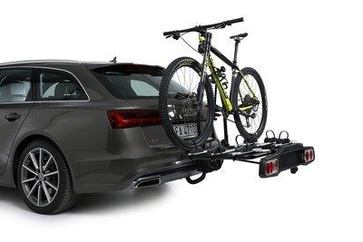 Uitbreiding fietsklemmen 3de fiets voor Re-Cargo platvorm