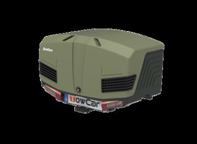 Towbox V3 Camper ( Zwart-Groen )