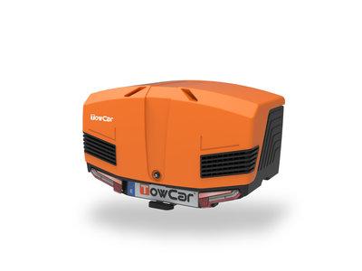 Towbox V3 Sport Zwart Oranje